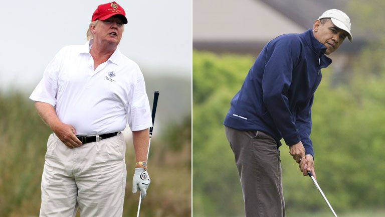 How Many Rounds of Golf Has Trump Played As President