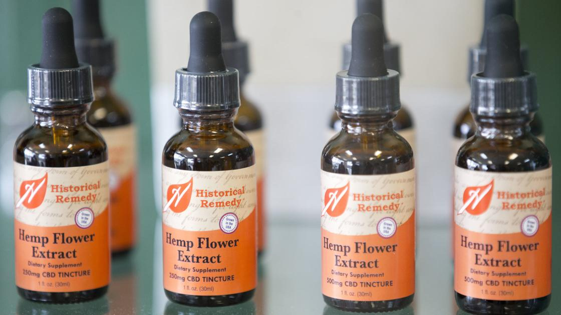 Historical Remedy CBD Hemp